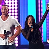 March: Nikki Served as a Special Correspondent at the Kids' Choice Awards
