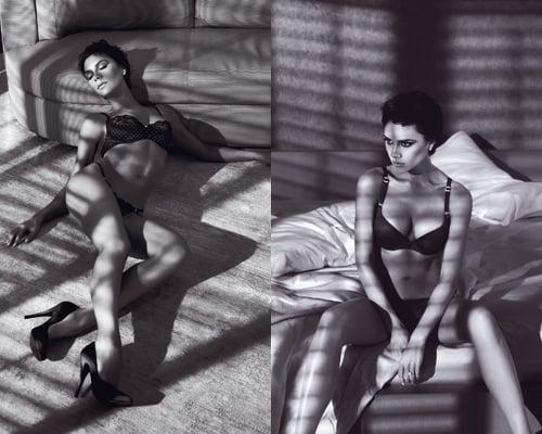 Victoria Beckham for Giorgio Armani Lingerie