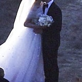 Anne Hathaway Gets Married