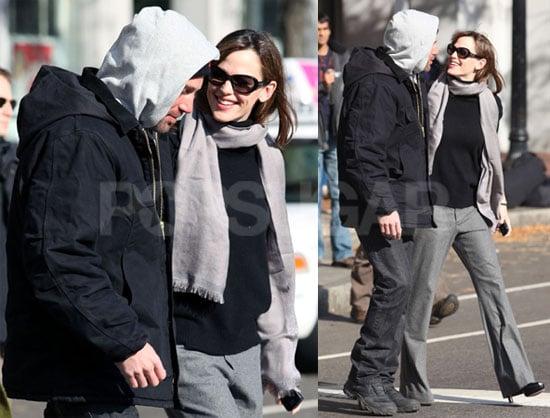 Photos of Ben and Jen
