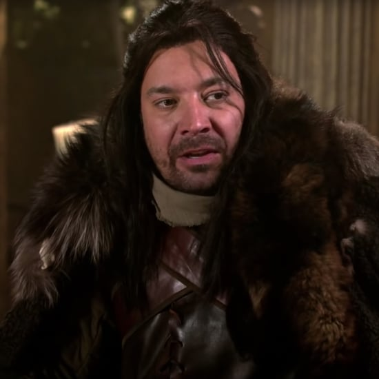 Jimmy Fallon Game of Thrones Skit With Ned Stark