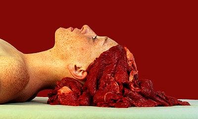 Julia Kissina's a True Meathead