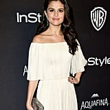 Selena Gomez Is a Total Goddess at the Globes Afterparty