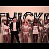 "Jimmy Kimmel Joins ""Blurred Lines"""