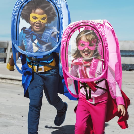 Under the Weather Wearable COVID-19 Shield Pods For Kids