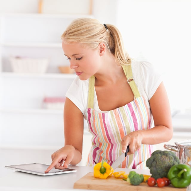 Healthy YouTube Cooking Shows
