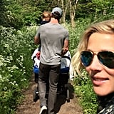 The Hike With Their Kids