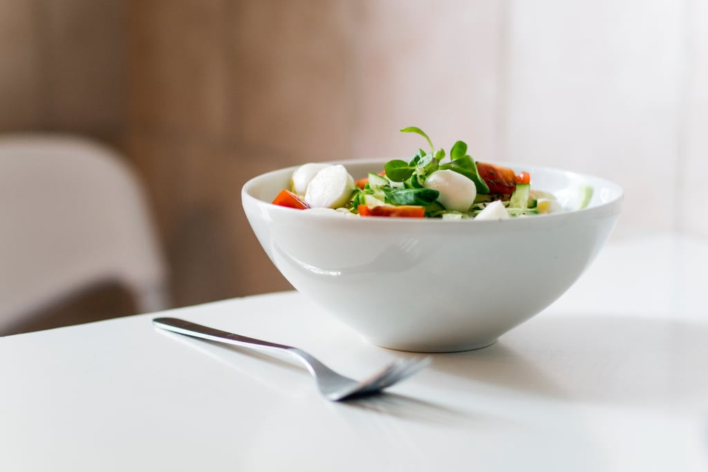Order a Side Salad as Quickly as You Can