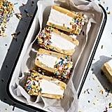 Paleo Funfetti Ice Cream Sandwiches