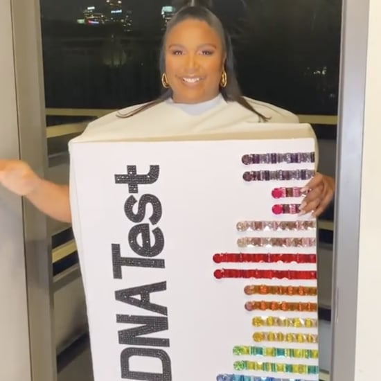 "Lizzo Dances to ""Truth Hurts"" in DNA Test Halloween Costume"