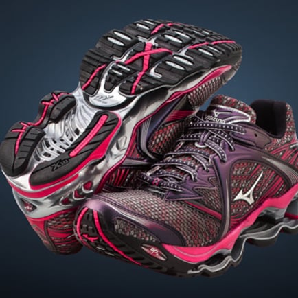 Mizuno Wave Prophecy Running Shoe Review