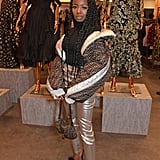 Siobhan Bell at the Fashion For Relief Charity Pop-Up Store
