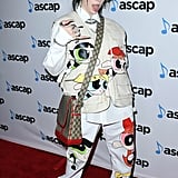 Billie Eilish at the 36th Annual ASCAP Pop Music Awards in 2019