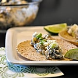 Easy Chicken Tacos With Greens
