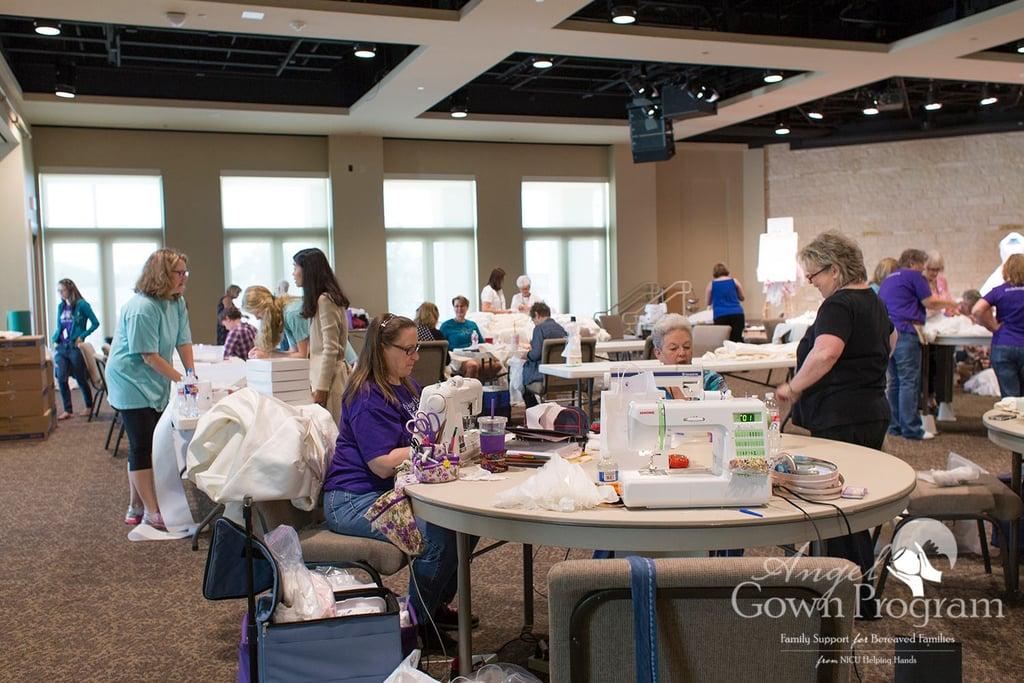 Brides Donate Wedding Dresses to Angel Gown Program | POPSUGAR Family