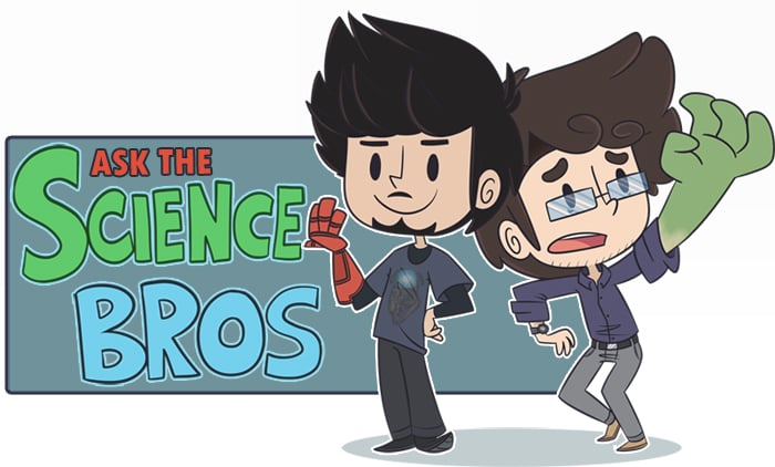 the science bros at their best science bros tumblr popsugar