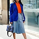 French-Inspired Style: Wear a Low (or No) Heel