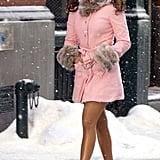 In New York City in November 2002