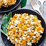 Slow-Cooker Risotto with Butternut Squash