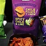 El Sabroso Papas Fritas Spicy Chile and Lime