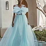 Lurelly Juniper Tulle Gown