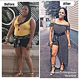 Tina's Weight-Loss Journey Begins