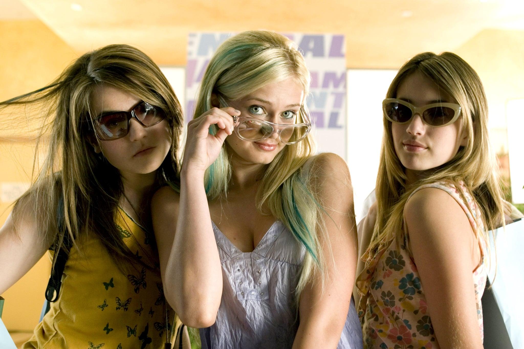 AQUAMARINE, Jo Jo, Sara Paxton, Emma Roberts, 2006, TM & Copyright (c) 20th Century Fox Film Corp. All rights reserved.