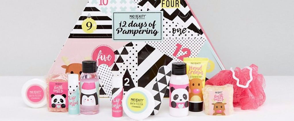 This $18 Advent Calendar Gives You an Excuse to Embrace 12 Days of Pampering