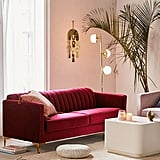Marcella Velvet Sofa
