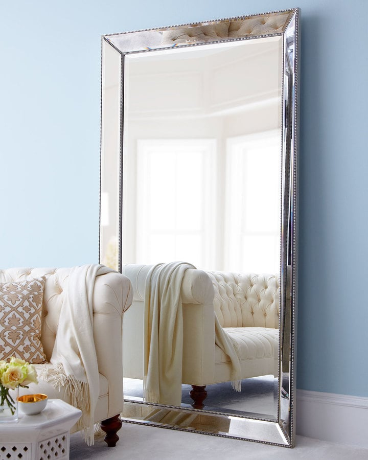 Beaded Floor Mirror ($992)