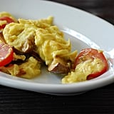 Cheese and Veggie Omelet