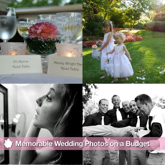 Cheaper Wedding Photo Ideas