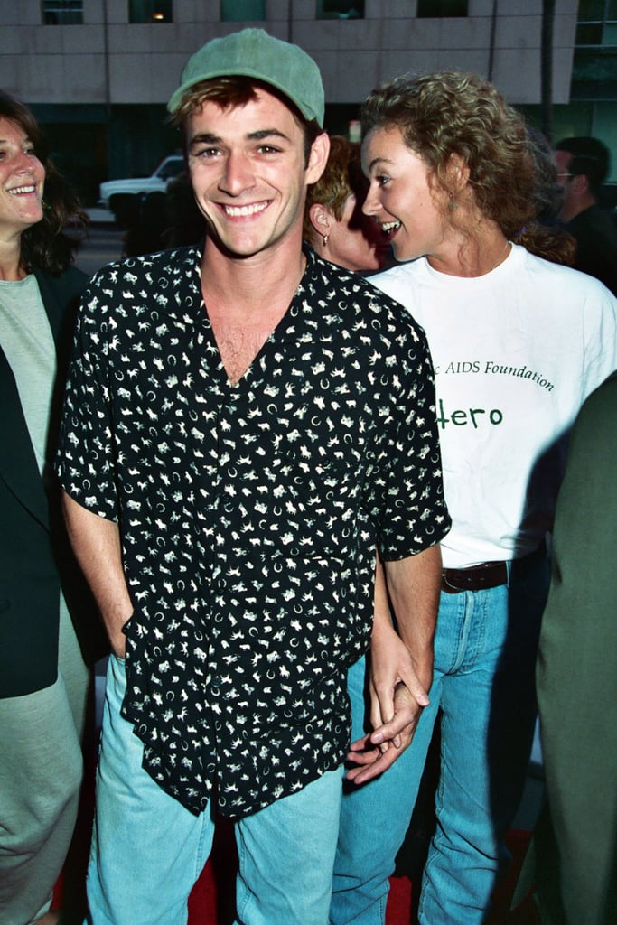 sexy luke perry pictures