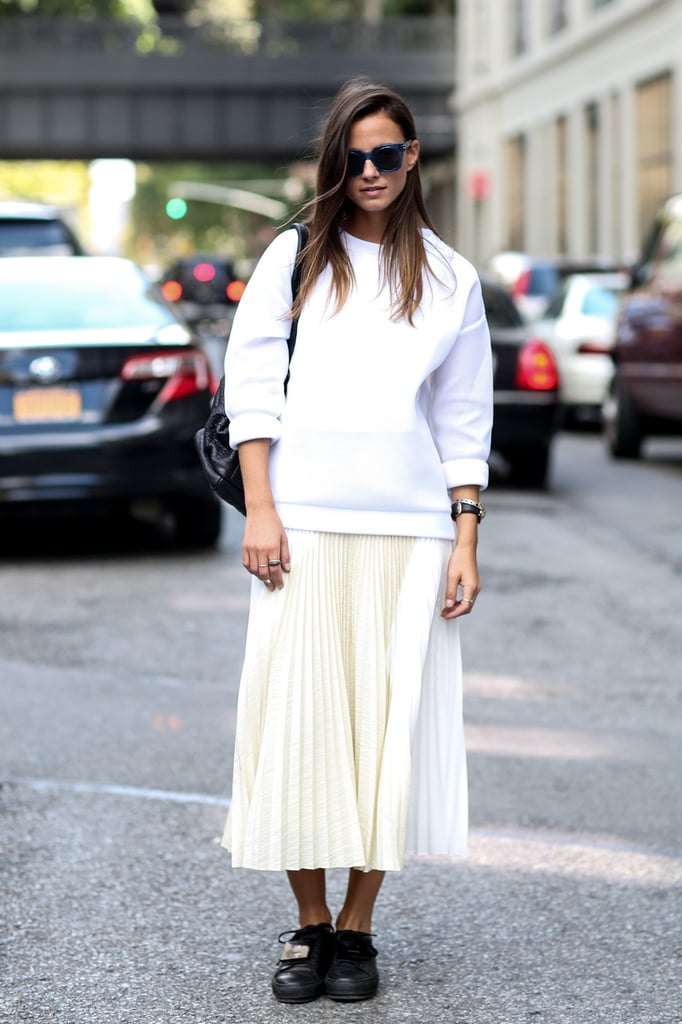 Nyfw Street Style Day 4 Best Street Style At New York