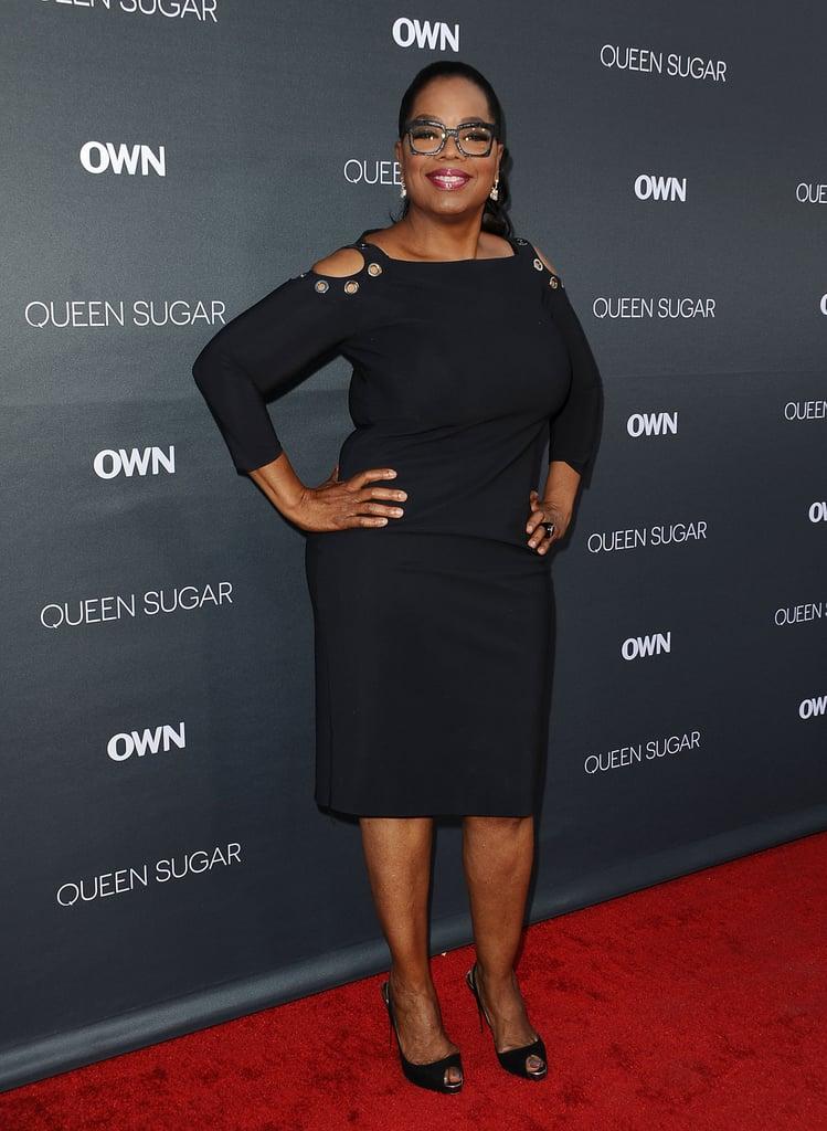 Oprah Winfrey Weight Loss at Queen Sugar Premiere ...