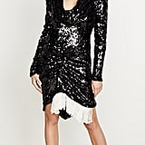 Preen by Thornton Bregazzi Tear-Drop Sequin Dress