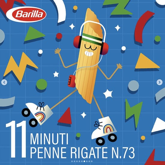 Barilla Has Spotify Playlists For Their Pasta Cook Times