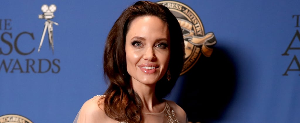 Angelina Jolie Dazzles on the Red Carpet at the 2018 ASC Awards