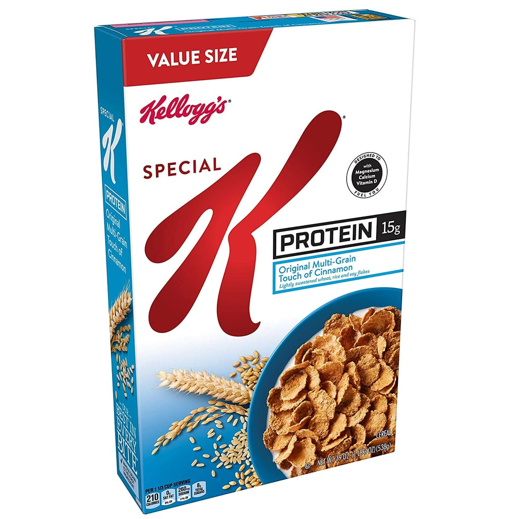 Healthy High-Protein Cereals
