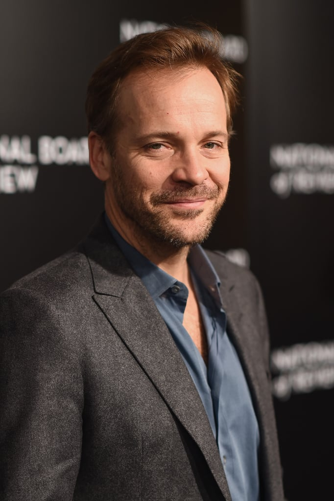 Peter Sarsgaard Young Pictured: Peter...