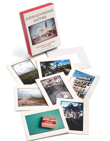 Kodachrome Notecards