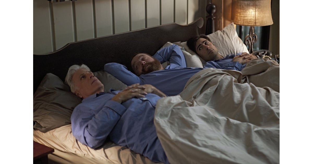 Ted Danson As George Christopher Jason Schwartzman As Jonathan Ames Bored To Death Returns Tonight Take A Look At Season 3 Popsugar Entertainment Photo 10