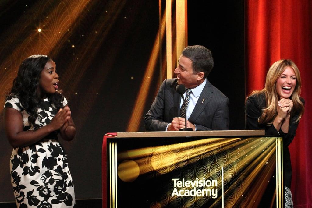 Uzo Aduba Reacts to Emmy Nominations 2015