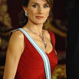 Queen Sofía's Rubies