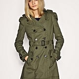 Double-Breasted Trench ($85)