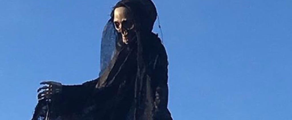 This Insane Halloween Prank Would Probably Make Us Move to a Different City