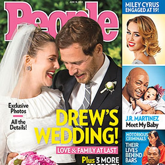 See A First Picture Of Drew Barrymore And Will Kopelman On Their Wedding Day!