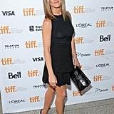 Jennifer Aniston premiered Cake at the festival.