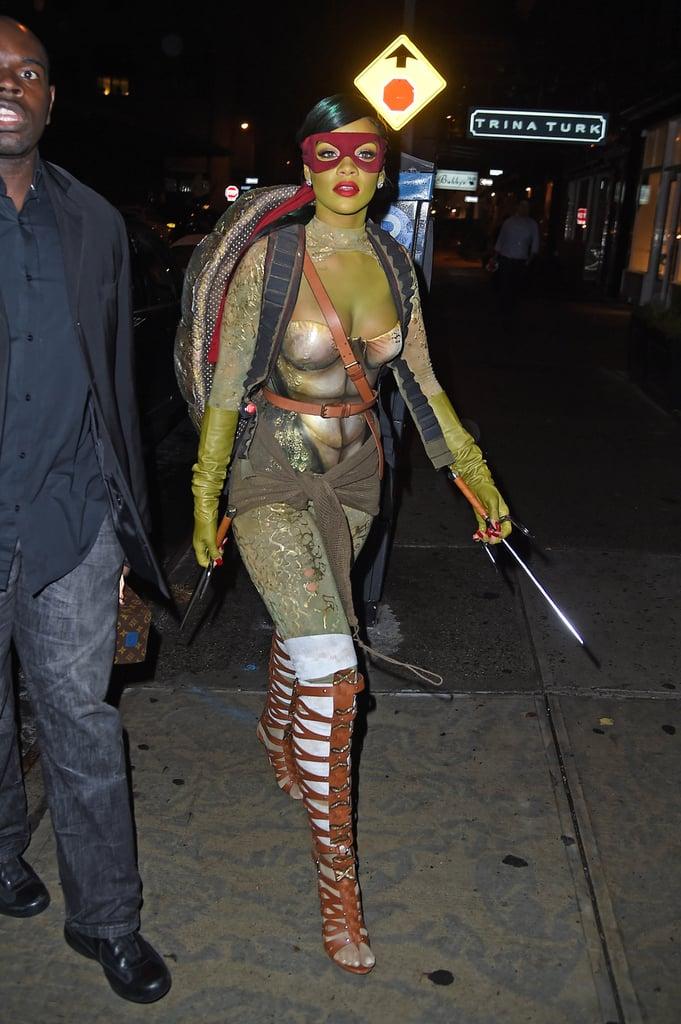 The best Halloween ever.....best costume ever!?