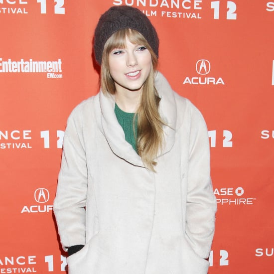 Taylor Swift Pictures at Ethel Premiere at 2012 Sundance Film Festival